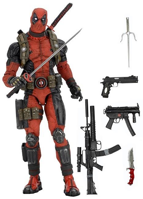 Deadpool Escala 1/4 - Neca