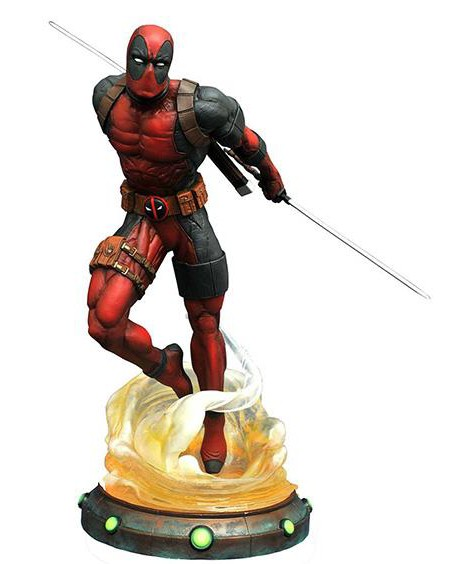 Estátua Deadpool: Marvel Comics (Marvel Gallery) - Diamond Select