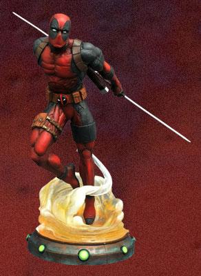 Estátua Deadpool: Marvel Comics (Marvel Gallery) - Diamond Select