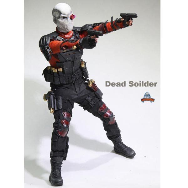 Deadshot Escala 1/6 - Art Figure