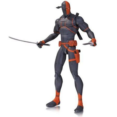 Deathstroke Série Son Of Batman Animated - Dc Collectibles