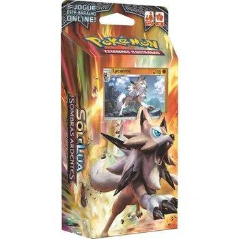 Deck Para Iniciante (Starter Deck) Card Pokémon: Sol e Lua Rocha Confiável - Pokémon