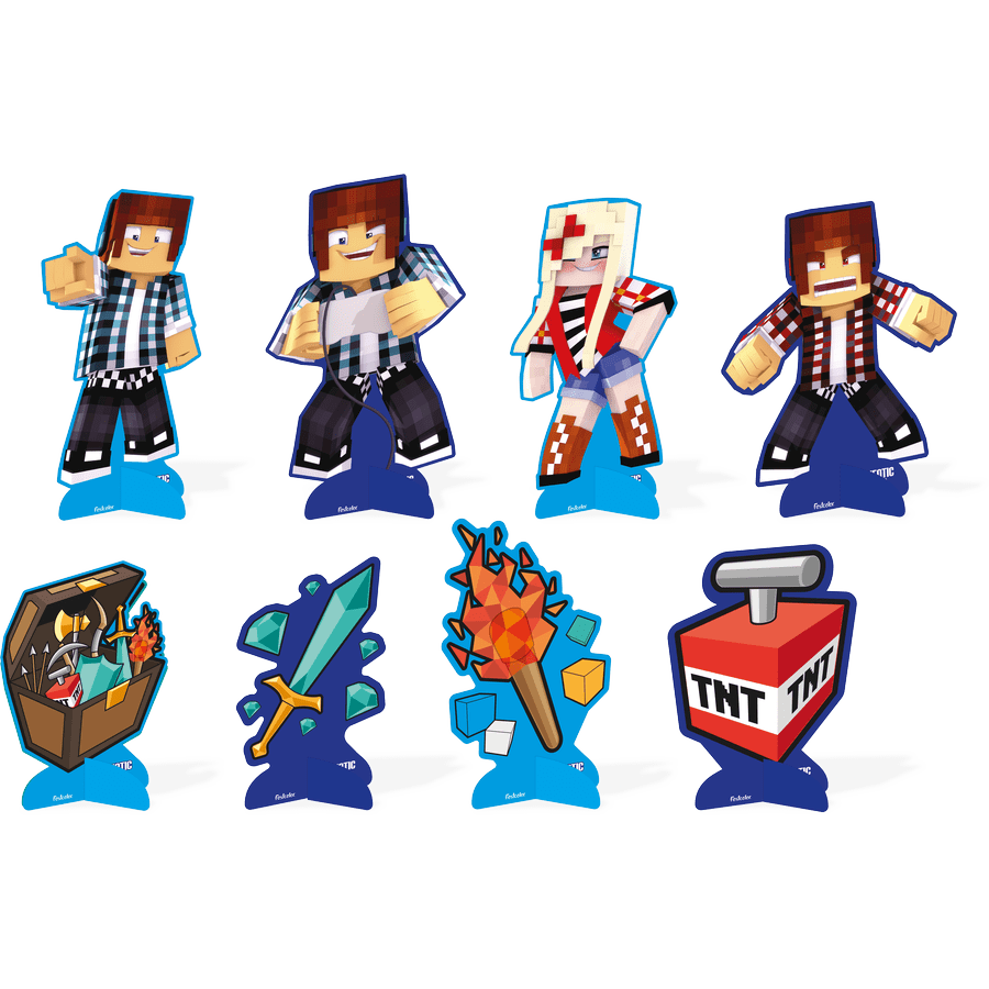 Decoração de Mesa: Authentic Games - Festcolor
