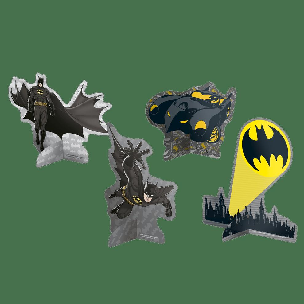 Decoração de Mesa: Batman Geek - Festcolor