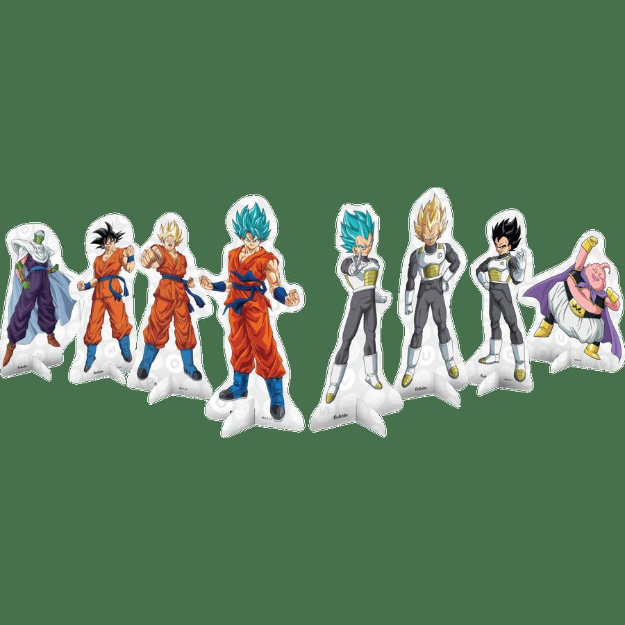 Decoração de Mesa: Dragon Ball - Festcolor