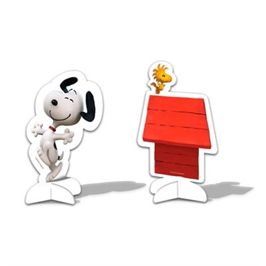Decoração de Mesa Snoopy - Festcolor