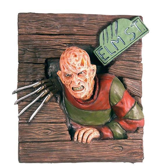 Decoração (Wallbreaker) Freddy Krueger: A Hora do Pesadelo (A Nightmare On Elm Street) - Rubies Costumes - CD