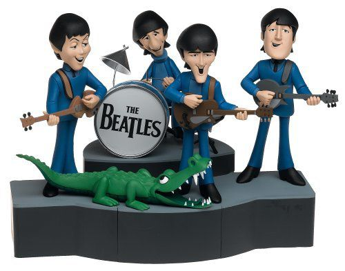 Deluxe Box Set The Beatles - McFarlane - CG