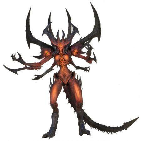 Diablo III Lorde Of Terror Deluxe - Neca