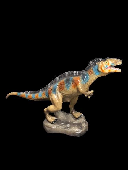 Dinossauro Acrocanthosaurus: Jurassic Hunters (Colecionável) - Geoworld