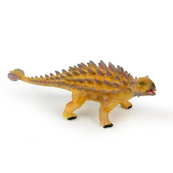 Dinossauro Ankylosaurus: Jurassic Hunters (Colecionável) - Geoworld