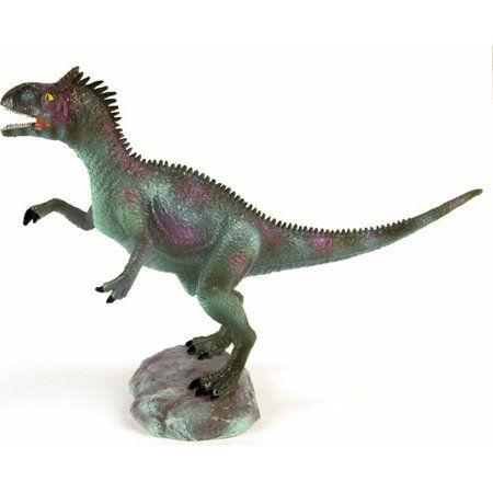Dinossauro Cryolophosaurus: Jurassic Hunters (Colecionável) - Geoworld