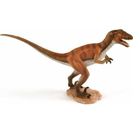 Dinossauro Deinonychus: Jurassic Hunters (Colecionável) - Geoworld