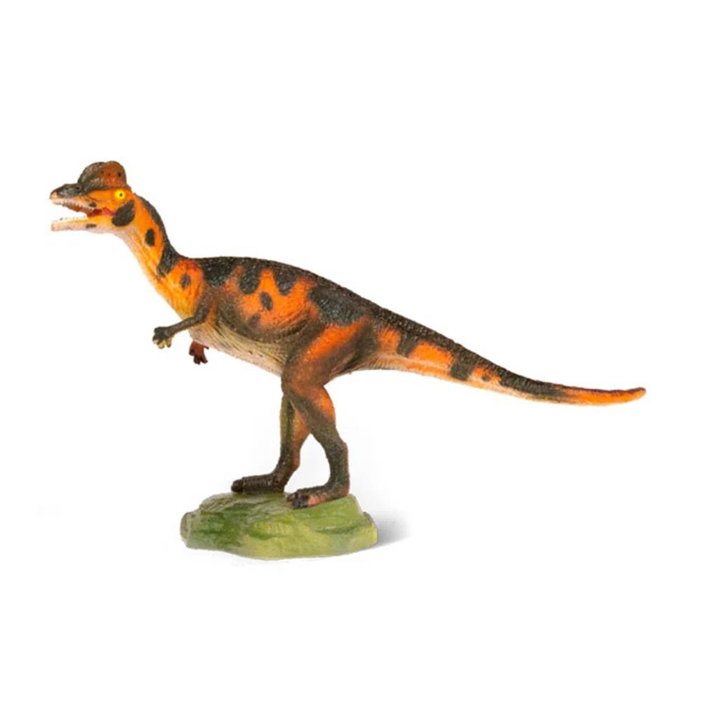Dinossauro Dilophosaurus: Jurassic Hunters (Colecionável) - Geoworld