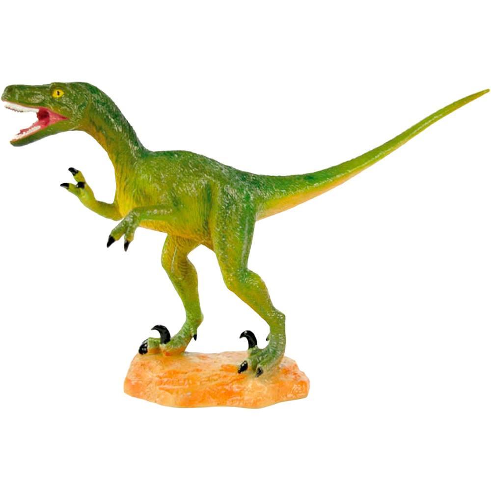 Dinossauro Dromaeosaurus: Jurassic Hunters (Colecionável) - Geoworld