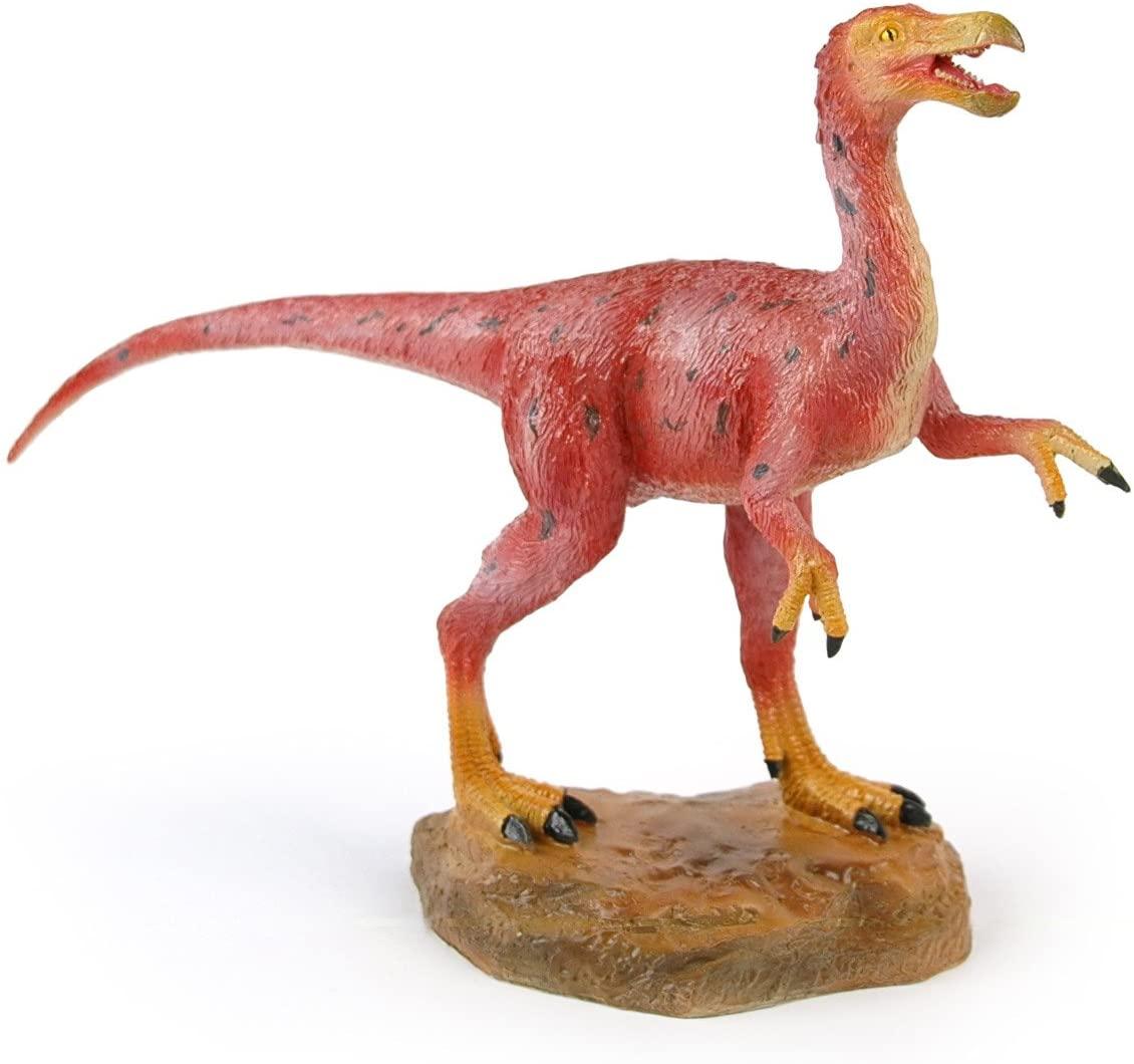 Dinossauro Falcarius: Jurassic Hunters (Colecionável) - Geoworld  - Toyshow Geek e Colecionáveis Tudo em Marvel DC Netflix Vídeo Games