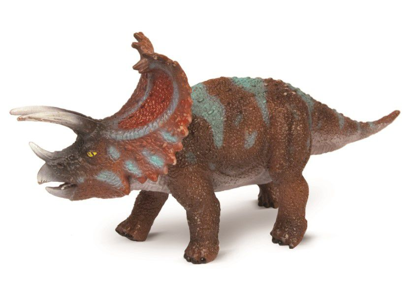 Dinossauro Pentaceratops: Jurassic Hunters (Colecionável) - Geoworld