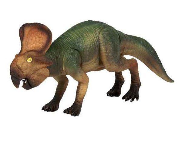 Dinossauro Protoceratops: Jurassic Hunters (Colecionável) - Geoworld