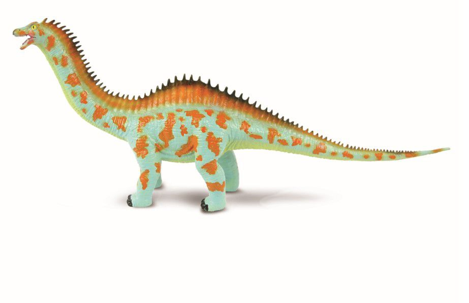 Dinossauro Rebbachisaurus: Jurassic Hunters (Colecionável) - Geoworld