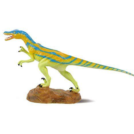 Dinossauro Saurornitholestes: Jurassic Hunters (Colecionável) - Geoworld