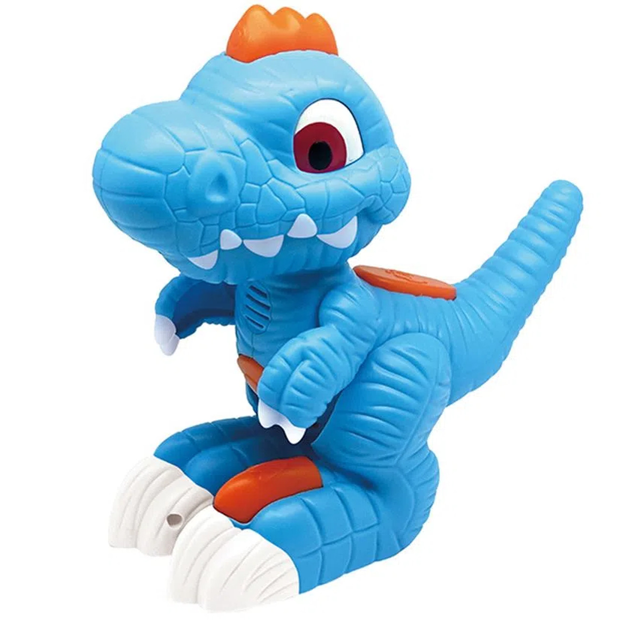 Dinossauro T-Rex Falante (Dino Interativo) Junior Megasaur - FUN