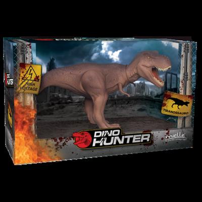 Dinossauro Tiranossauro Rex (Marrom) - Mielle