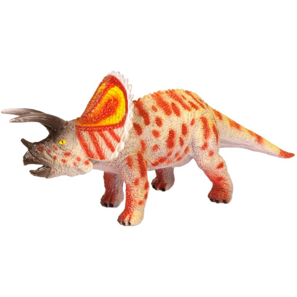 Dinossauro Triceratops: Jurassic Hunters (Colecionável) - Geoworld