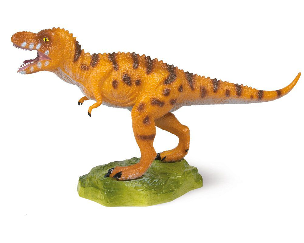Dinossauro Tyrannosaurus Rex: Jurassic Hunters (Colecionável) - Geoworld