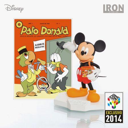Disney Mickey Mouse (Exclusive Comic Con 2014) - Iron Studios