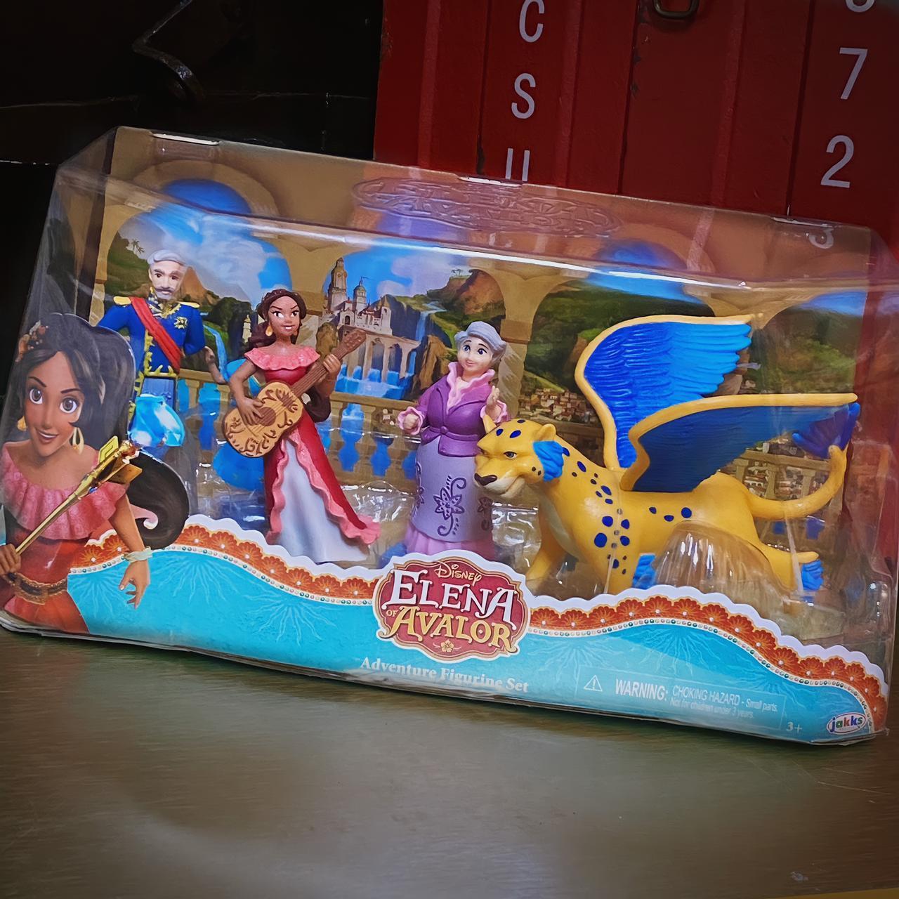 Domo com Figuras: Elena De Avalor (Disney) - Sunny
