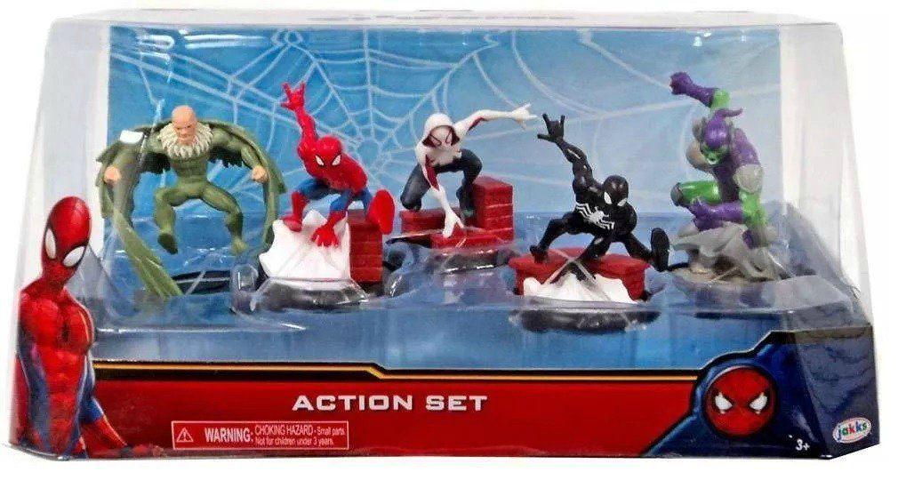 Domo com Figuras: Homem-Aranha - Sunny
