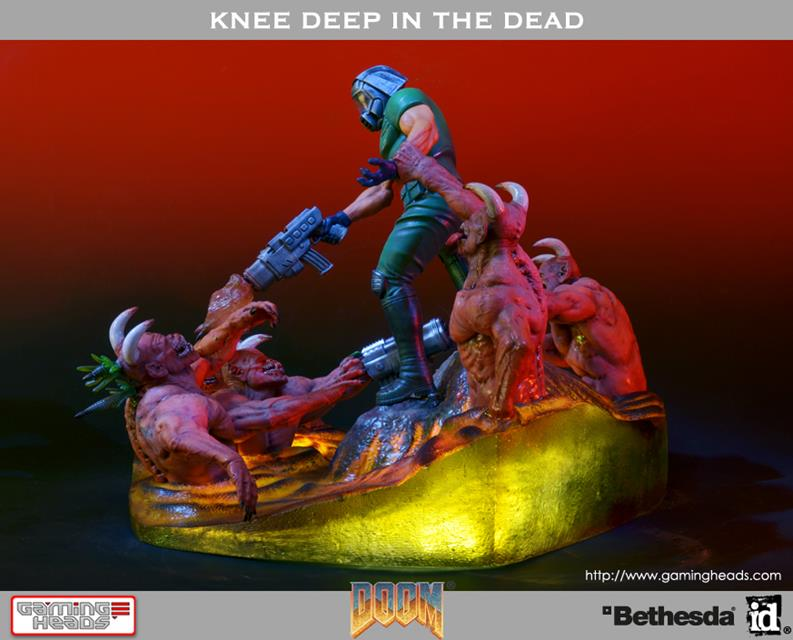 Doom Knee Deep In The Dead Exclusive Edition - Gaming Heads