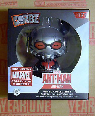 Funko Dorbz: Ant-Man Exclusivo SDCC 2016 - Funko