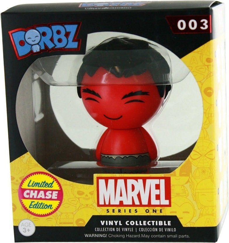 Funko Dorbz Marvel: Red Hulk - Funko