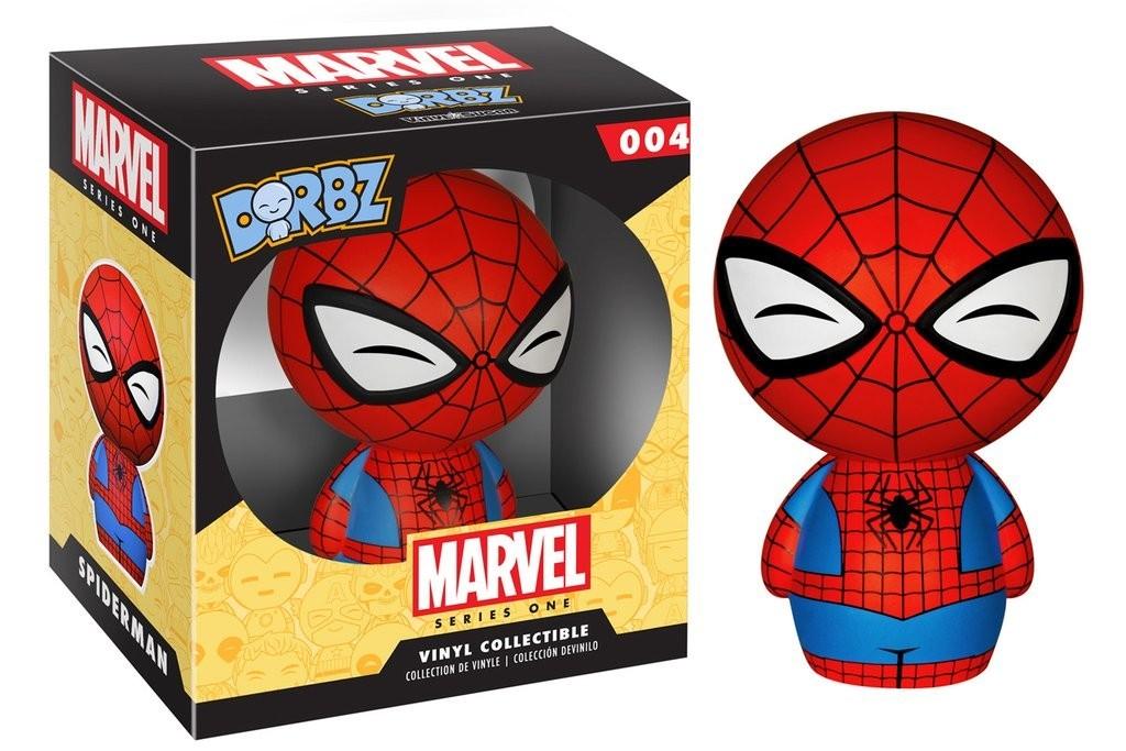 Funko Spider Man - Dorbz Homem Aranha -Marvel #004 - Funko