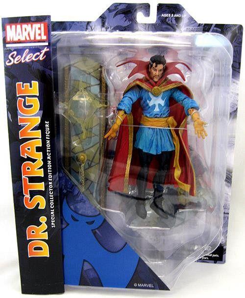 Dr Estranho - Marvel Select