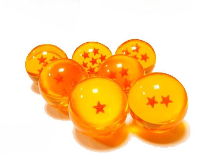 Dragon Ball Esferas do Dragão - Bandai