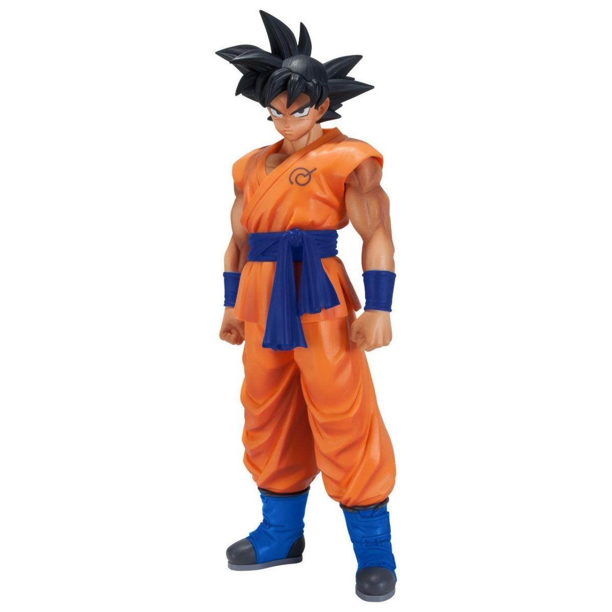 Dragon Ball Figures - DBZ Master Stars Piece Son Goku