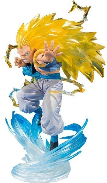 Dragon Ball Super Saiyan 3: Gotenks FiguartsZero - Bandai