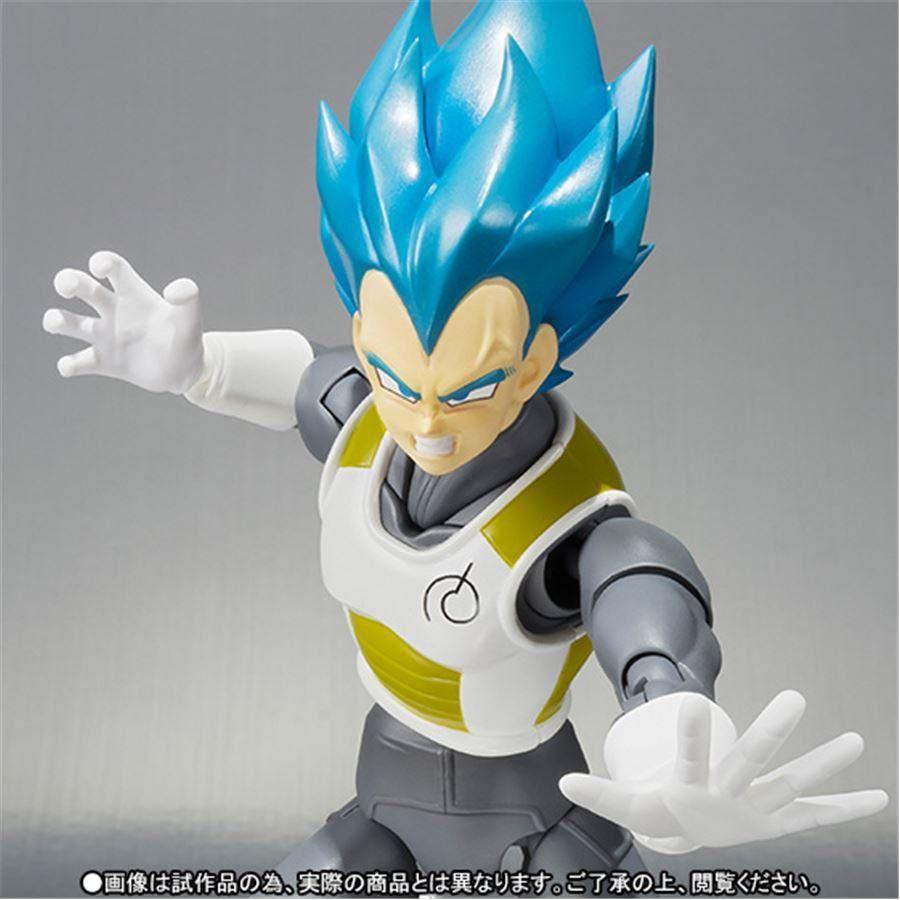 Dragon Ball Super Saiyan God Vegeta S.H.Figuarts - Bandai