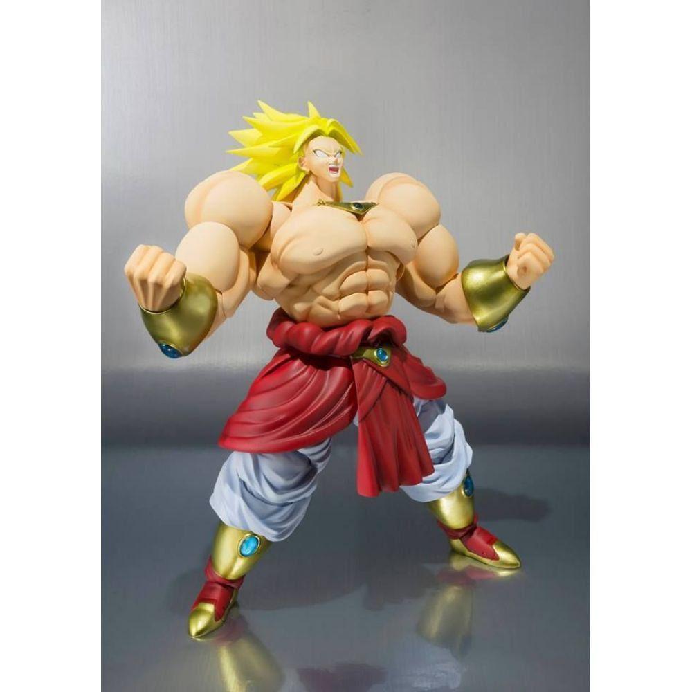Dragon Ball Z: Broly S.H. Figuarts - Bandai