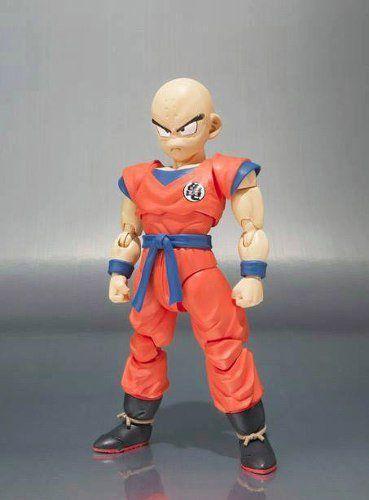 Dragon Ball Z: Kuririn S.H.Figuarts - Bandai