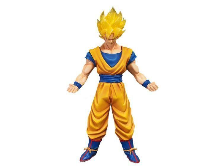 Dragon Ball Z Son Goku Escala 1/4 - X-Plus - Exclusivo