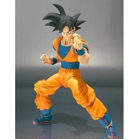 Dragon Ball Z: Son Goku S.H. Figuarts - Bandai