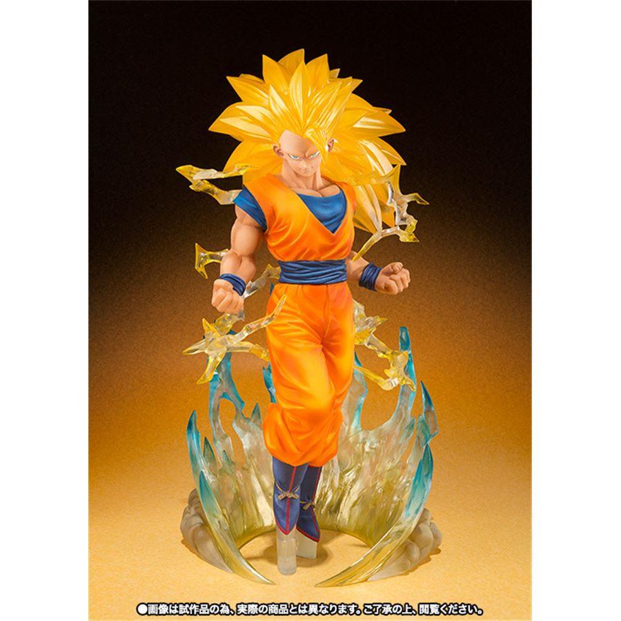 Dragon Ball Z Son Goku Super Saiyan 3 FiguartsZero - Bandai