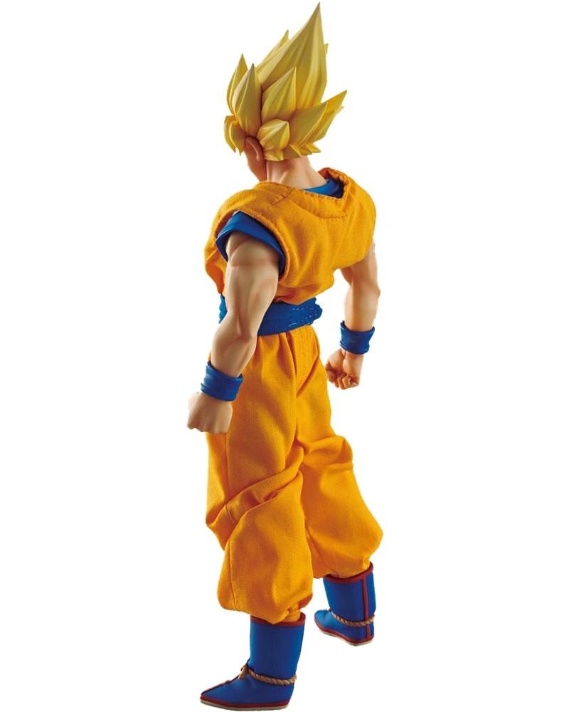 Dragon Ball Z Super Saiyan Son Goku DOD Escala 1/6 - MegaHouse (Produto Exposto)