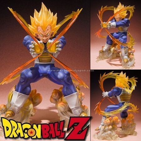 Dragon Ball Z: Super Saiyan Vegeta FiguartsZero - Bandai
