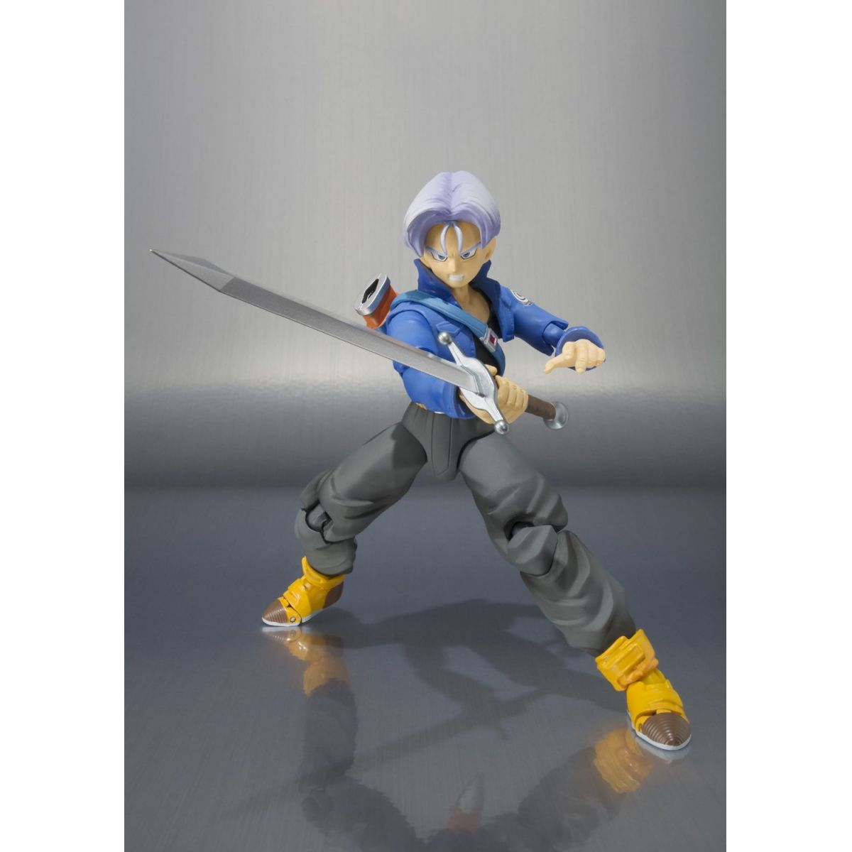 Dragon Ball Z Trunks (Premium Color Ed.) S.H Figuarts - Bandai