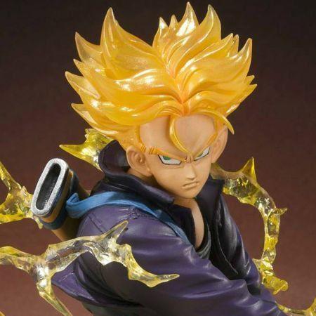 Dragon Ball Z: Trunks Super Saiyan Figuartszero - Bandai