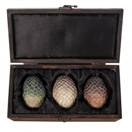 Dragon Eggs Collectible Set Game of Thrones - HBO Shop
